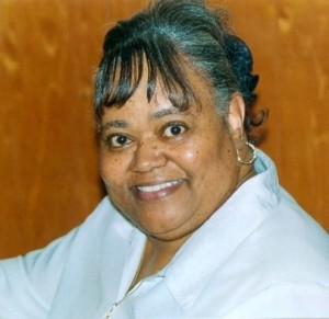 Barbara Meridy President - Usher Board
